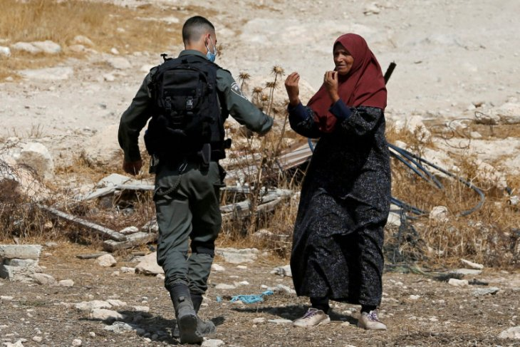 Penjaga keamanan Israel tembak mati perempuan Palestina