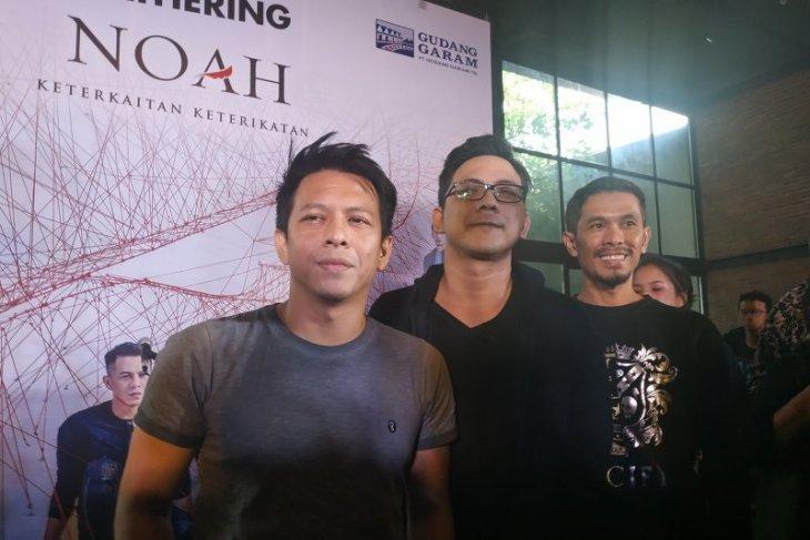 NOAH meriahkan upacara penutupan PON Papua