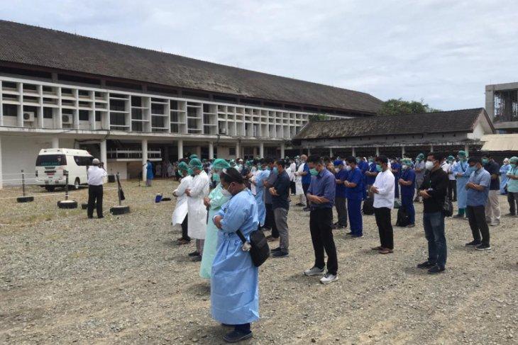 Kasus perdana dokter meninggal positif COVID-19 di Aceh