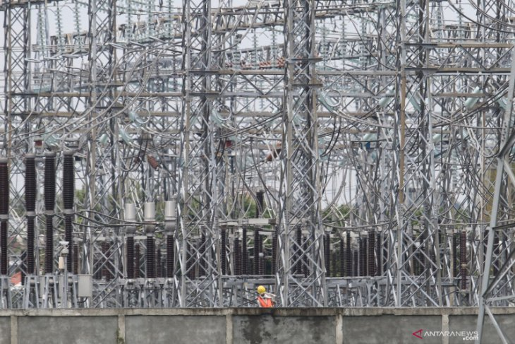 Kementerian ESDM jamin pasokan listrik aman jelang Idul Fitri