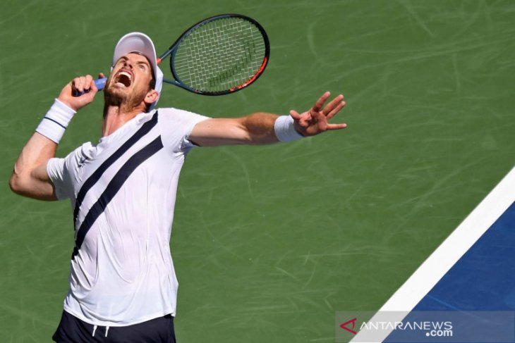 Andy  Murray tersingkir di babak kedua US Open