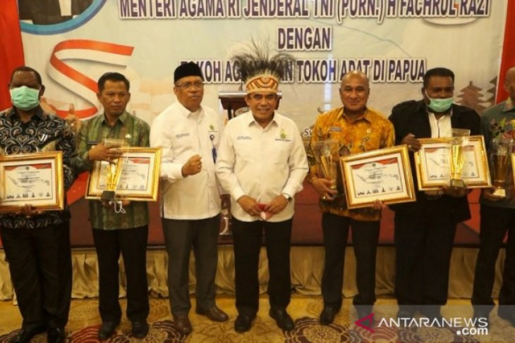 Menteri Agama Fachrul Razi luncurkan program