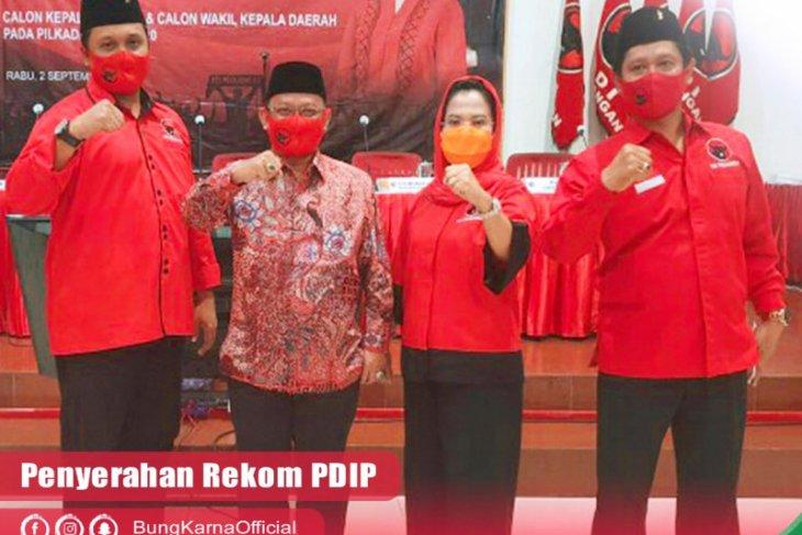 Pilkada Situbondo, PDIP rekomendasikan pasangan Karna-Khoirani