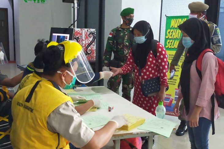 Malaysia again deports Indonesian workers to Nunukan