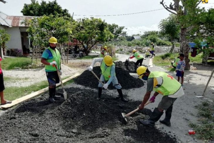 Program kota tanpa kumuh serap 12.046 tenaga kerja