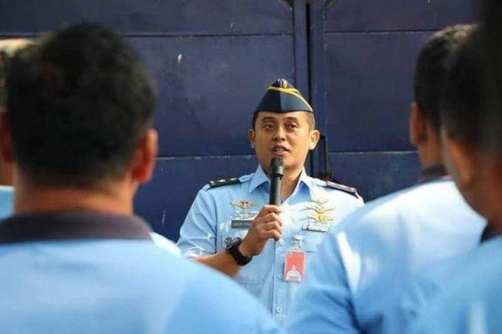 Jenazah pilot pesawat T50i Golden Eagle yang tergelincir dimakamkan di Madiun
