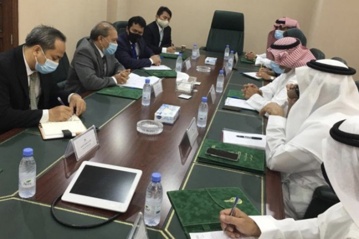 KJRI Jeddah: Penyelenggaraan umrah di Saudi tunggu protokol kesehatan