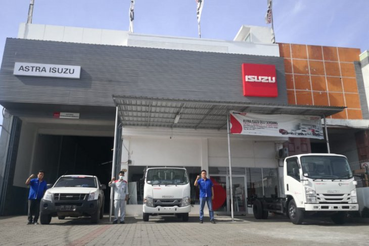 Service Banyak Semakin Hemat di PT. Astra International Tbk,- Isuzu Cabang Deliserdang