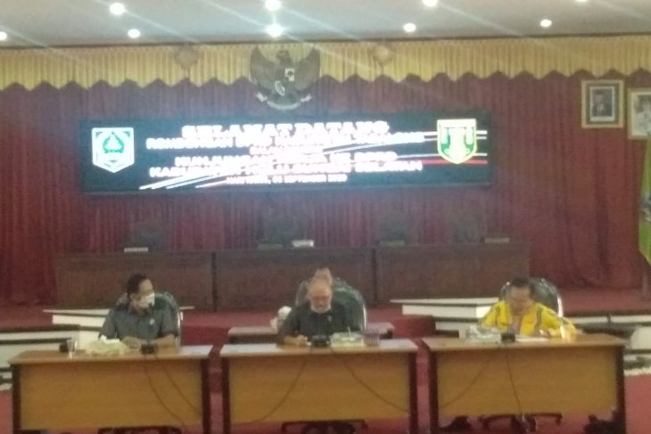 Dewan Tabalong gali informasi usulan melalui reses ke DPRD HSS