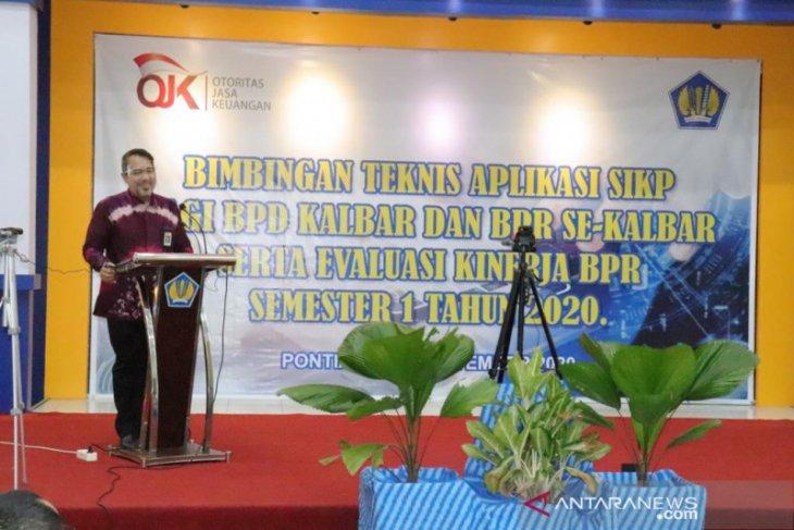 OJK Kalbar gelar Bimtek percepatan realisasi subsidi bunga untuk BPD