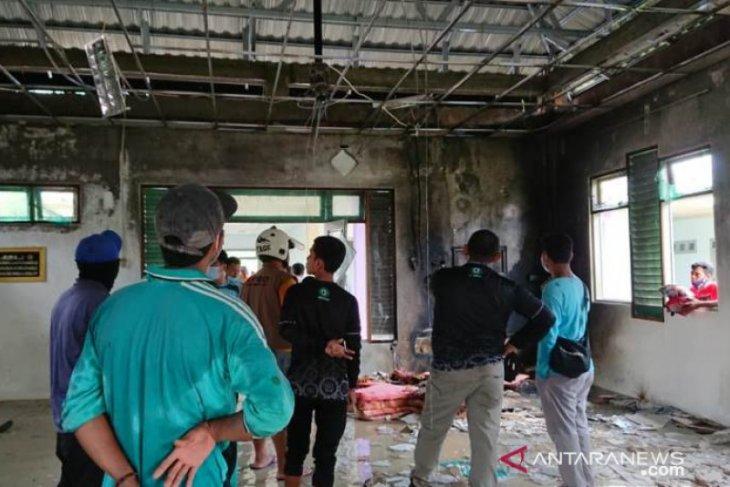 Kebakaran di RSUD Kandangan ditangani cepat, diduga korsleting listrik