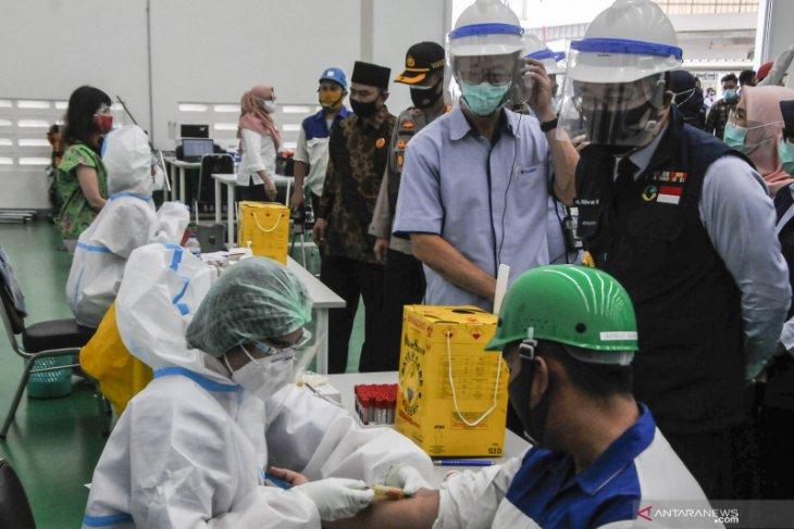 COVID-19 di Indonesia bertambah 3.128, total 190.665 kasus