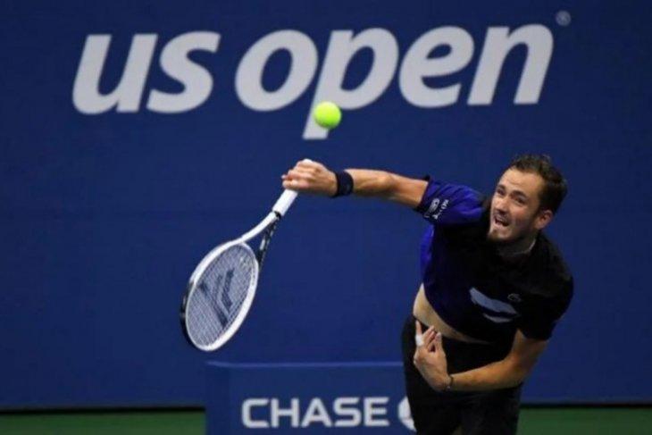 Unggulan ketiga US Open Medvedev