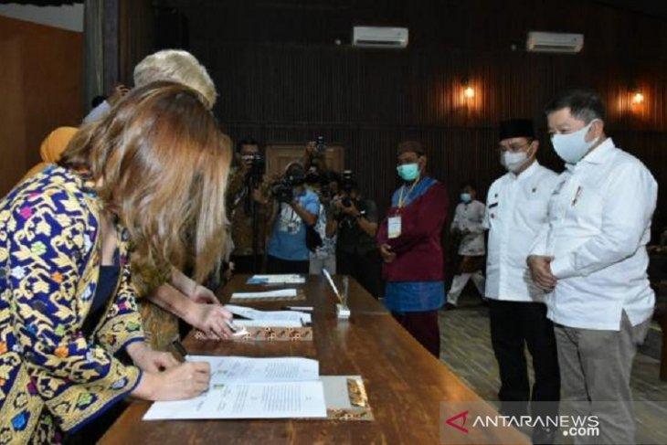 Menteri PPN dukung Pulau Belitung sebagai geopark internasional