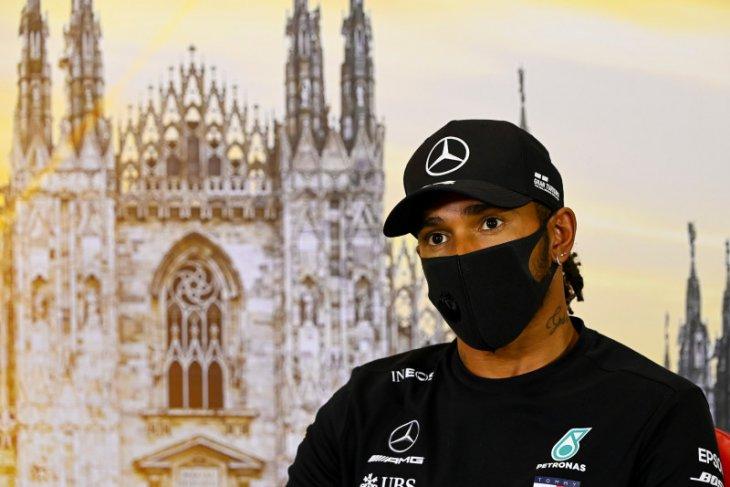 Hamilton kehilangan senjata andalannya balapan