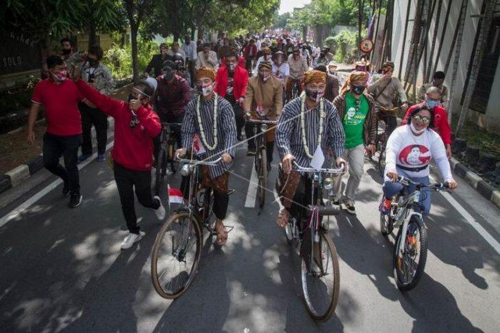 Pendaftaran bakal calon Wali Kota Surakarta