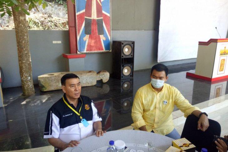 Bakal calon Wali Kota Bandarlampung menggandeng milenial bangun daerah