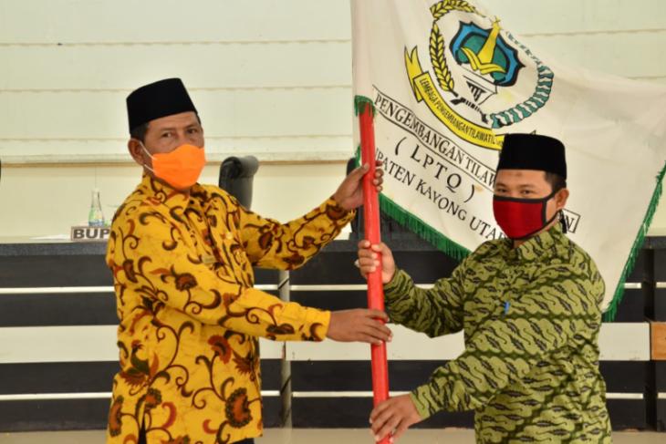 Bupati Citra hadiahkan umrah bagi juara 1 MTQ
