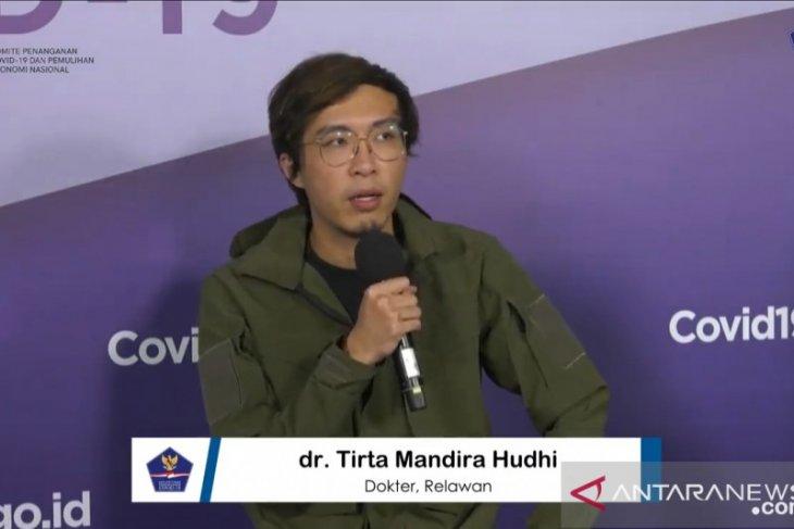 Dokter Tirta berikan cara sembuhkan anosmia COVID-19