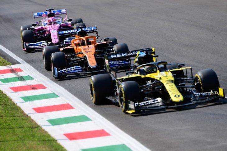 Hamilton prediksi kualifikasi GP Italia bisa berantakan