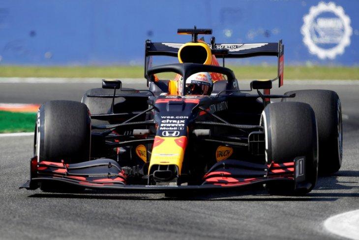 Verstappen pesimistis di Sirkuit Monza