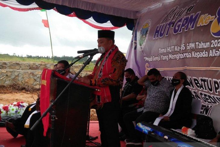 Gubernur  Pemprov Maluku dukung kiprah lembaga keagamaan majukan daerah