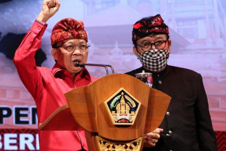 Dua tahun memimpin Bali, Koster-Ace turunkan angka kemiskinan jadi 3,78 persen