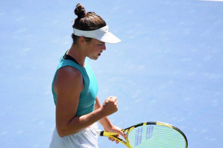 Jennifer Brady lolos pertama ke perempat final Grand Slam