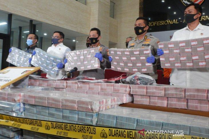 Kasus penipuan pembelian monitor COVID-19 senilai Rp58,8 miliar, Bareskrim gandeng PPATK