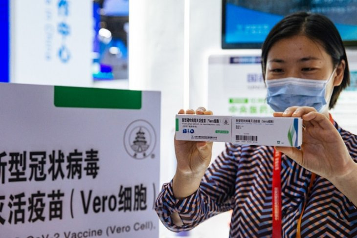 China janji ekspor vaksin COVID-19 harganya wajar