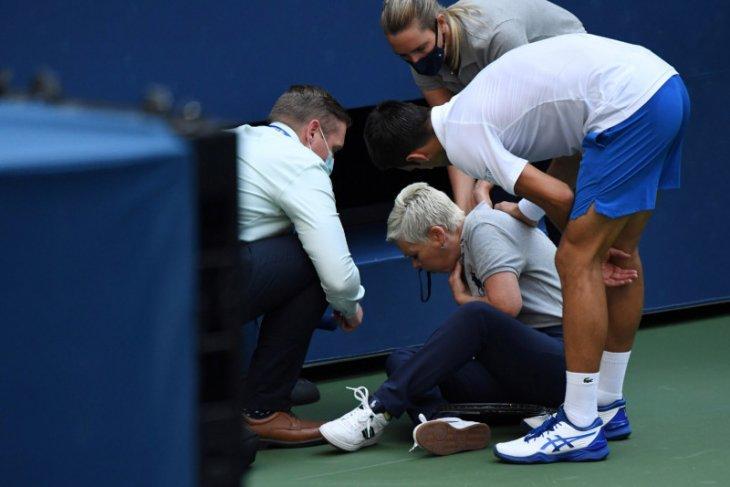 Nasib Novak Djokovic jadi peringatan bagi petenis untuk kendalikan emosi