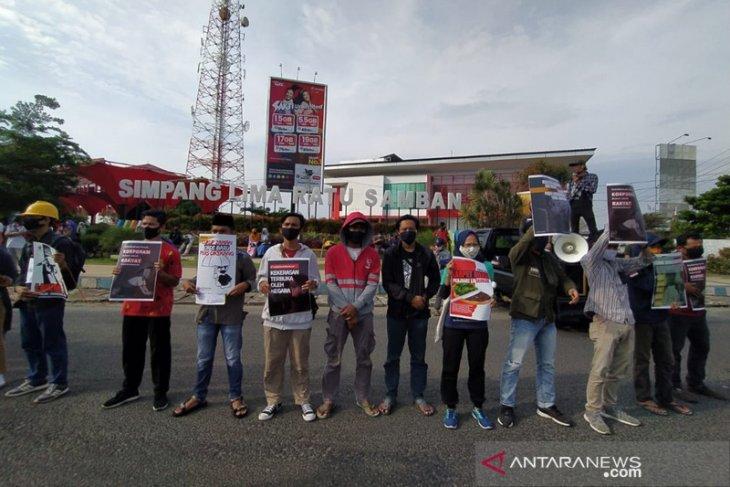 AJI: Omnibus Law RUU Cipta Kerja ancam kebebasan pers