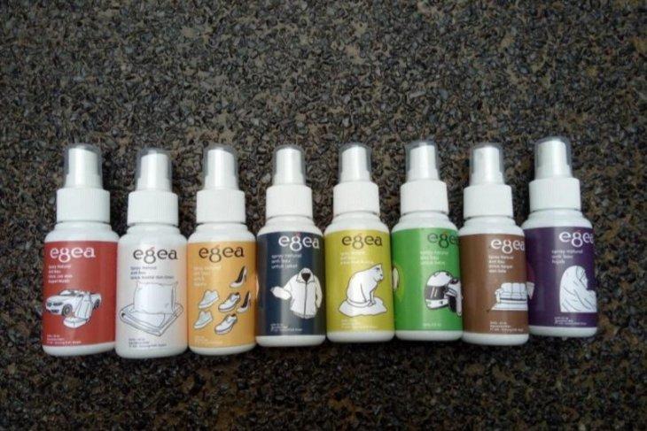 Peneliti IPB University ciptakan Egea spray antibau dari kelapa sawit
