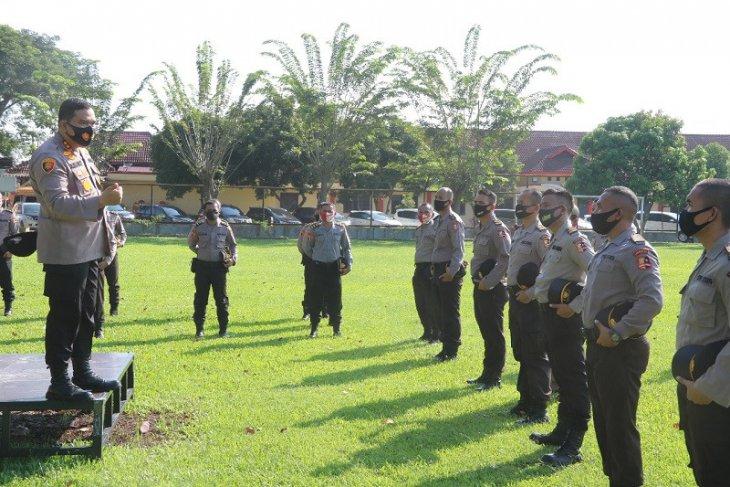 Polresta Deli Serdang terima 42 Siswa Setukpa Polri