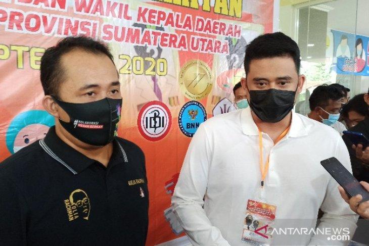 Bobby Nasution soroti kondisi Kota Medan yang rawan banjir