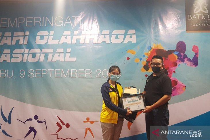 Peringati Haornas, Batiqa Hotel apresiasi atlet berprestasi Bekasi