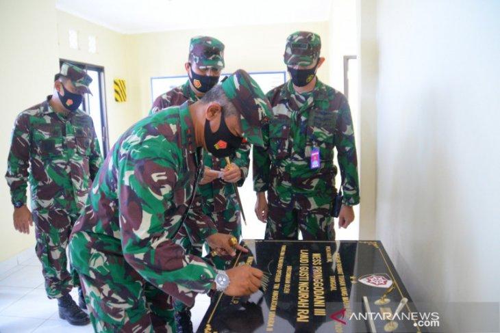 Pangkoopsau II resmikan mess prajurit remaja Lanud I Gusti Ngurah Rai Bali