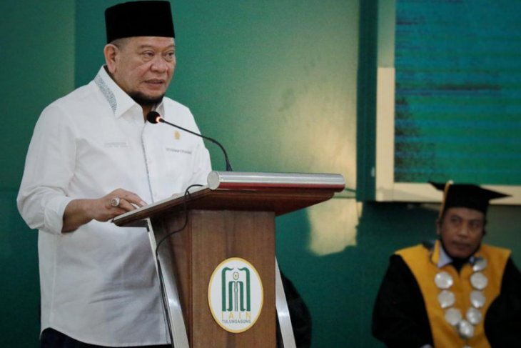 Dukung pembangunan PLTMH, Ketua DPD berharap perguruan tinggi terus berinovasi