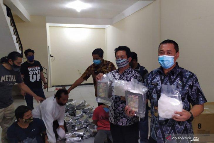 BNNP Jatim sita 8 kilogram sabu-sabu dari penggerebekan sebuah ruko di Surabaya