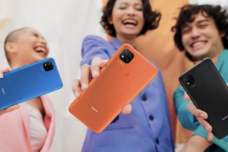 Ponsel Xiaomi Redmi 9C dengan triple kamera dan 5.000mAh