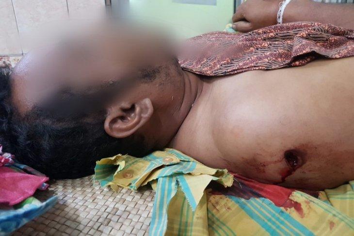 Pelaku penganiayaan yang mengakibatkan korbannya meninggal diserahkan keluarga ke Polsek Sei Bingai