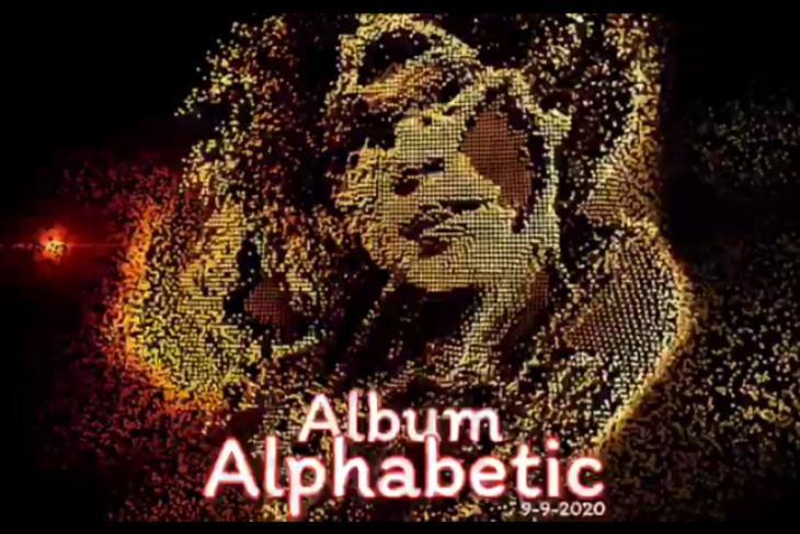 Musisi Mr D luncurkan album Alphabetic