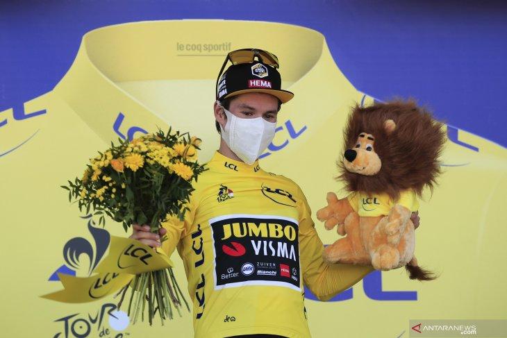 Tour de France: Klasemen sementara pebalap setelah etape ke-11