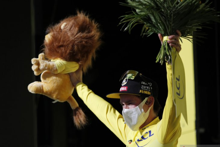 Tour de France: Klasemen sementara pebalap setelah etape ke-12