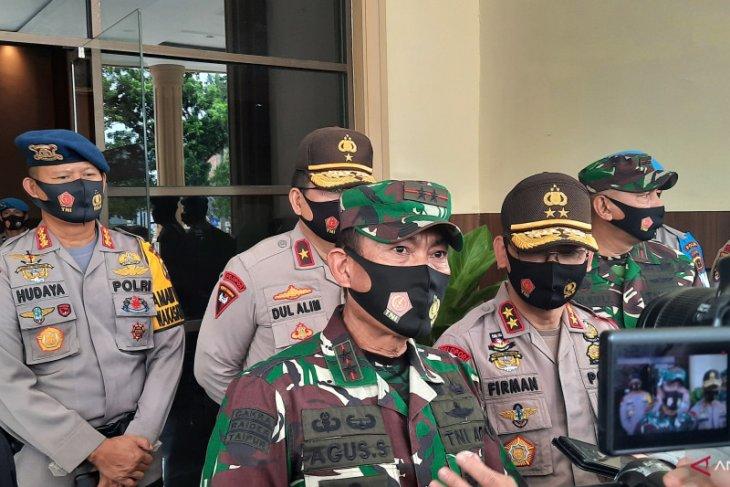 Pangdam II/Sriwijaya yakin dengan Kapolda Jambi tindak tegas pembalak liar