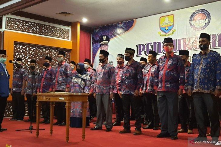 PPDI Provinsi Jambi dikukuhkan, minta tegakkan Permendagri 67 tahun 2017