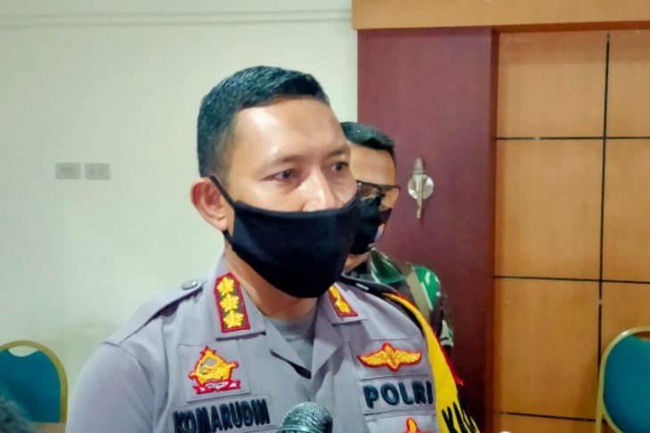 Polisi Pontianak selidiki penyebab meledaknya tabung nitrogen PT BJS