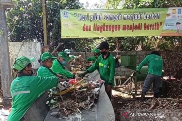 TPS3R Denpasar hasilkan 15 ton kompos per bulan