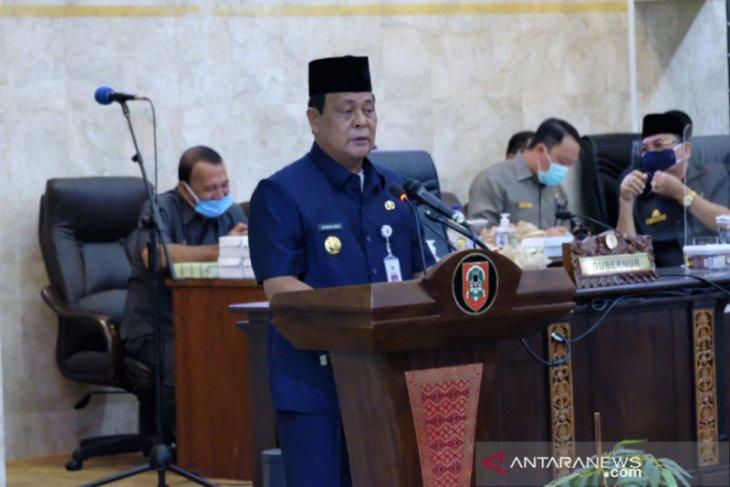 Gubernur Kalsel  harapkan APBD-P 2020 perbaiki kondisi daerah tangani COVID-19