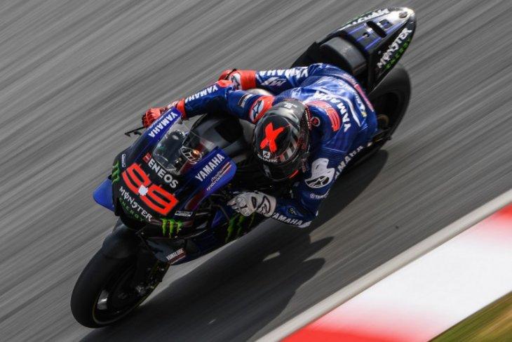 Rossi, Quartararo bingung  Yamaha absen di tes Misano